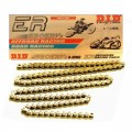 DID 520 ERV-3 X-RING RACE DRIVE CHAIN - 120 LINK GOLD