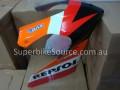 RS250 2002-2006 Fibreglass race fairings - Repsol Edition